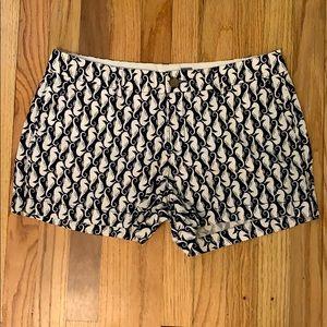 Old Navy seahorse shorts!